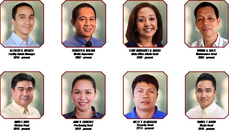 Administrtive Staff